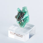 Emerald and Pyrite (574A)